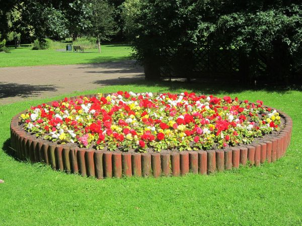 file flowerbed st chad's gardens