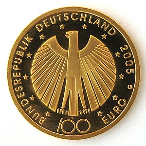 German Gold Euro 2005