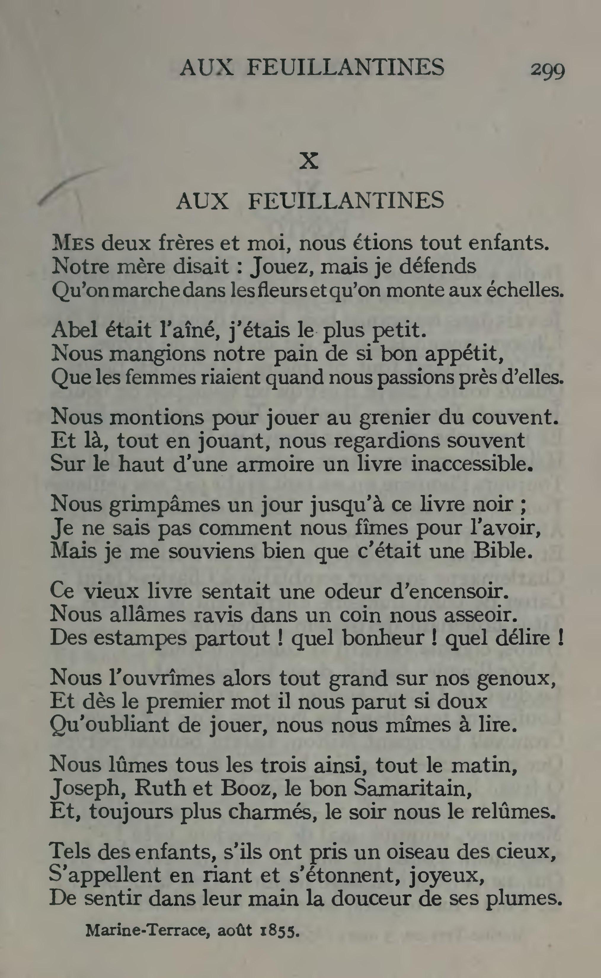 Page Hugo Les Contemplations Nelson 1856 Djvu 305