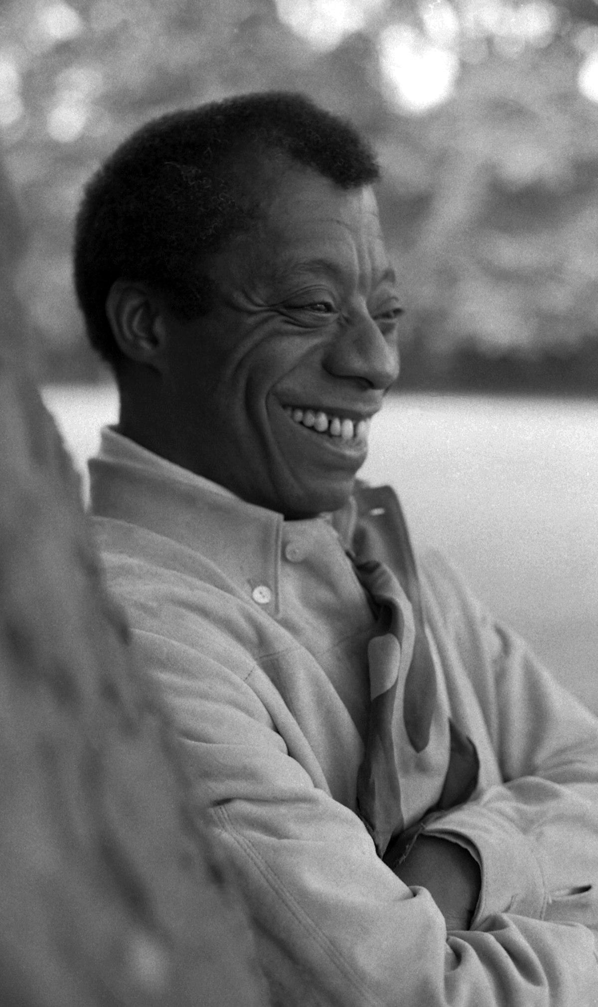 James Baldwin crivain  Wikipdia