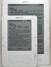 Kindle DX and Kindle 2