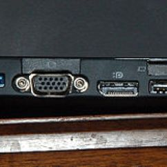Usb 3 0 Micro B Wiring Diagram Citroen Berlingo Radio Wikipedia Left To Right Host Vga Connector Displayport 2 Note The Additional Pins On Top Side Of Port