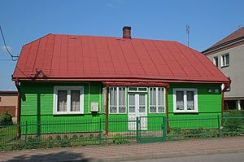House in Lipsk.