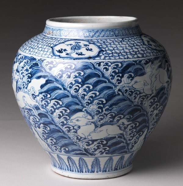 Blue And White Pottery - Wikipedia