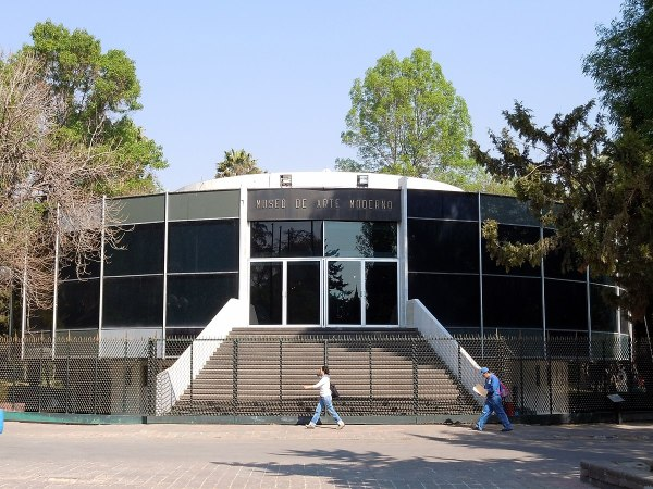 Modern Art Museum Mexico City