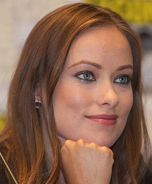 English: Olivia Wilde at a San Diego Comic-Con...