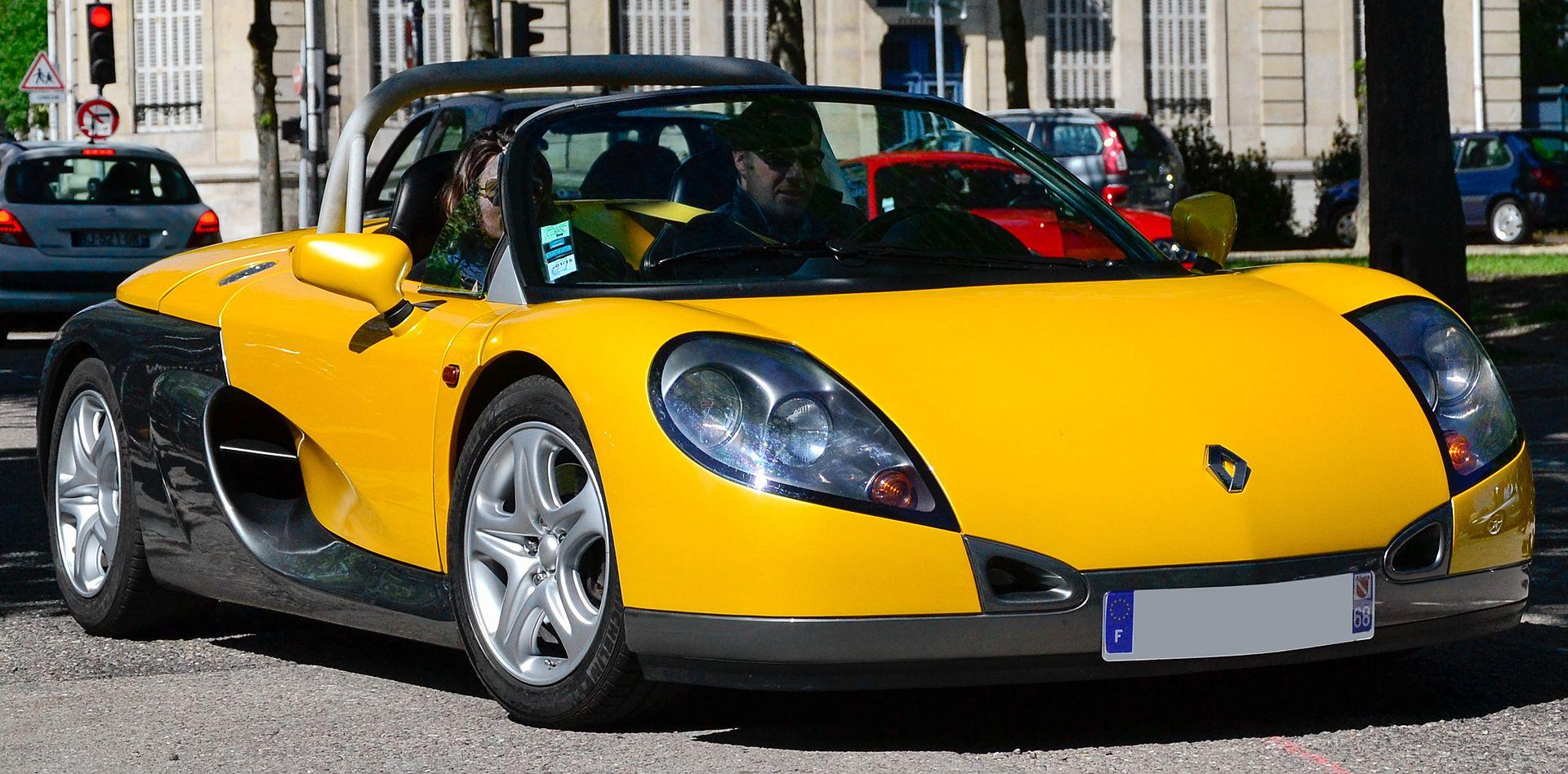 Renault Sport Spider  Wikipedia
