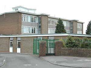 front view of roseberry school
