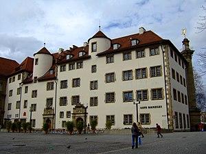 "Chambers ""Alte Kanzlei"" of Stuttgart..."