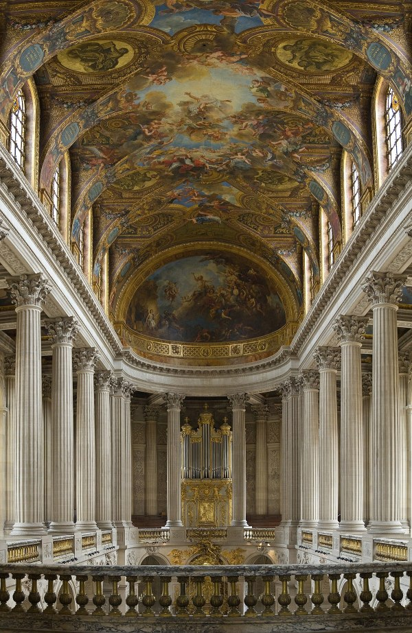 Chapels Of Versailles - Wikipedia