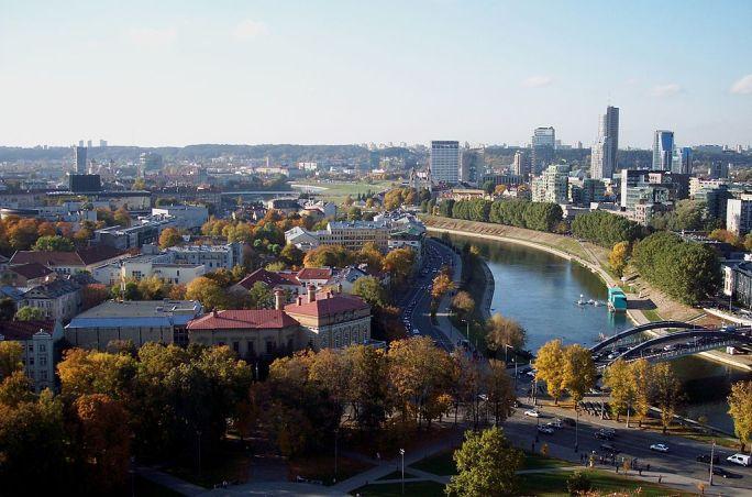 Vilnius Skyline