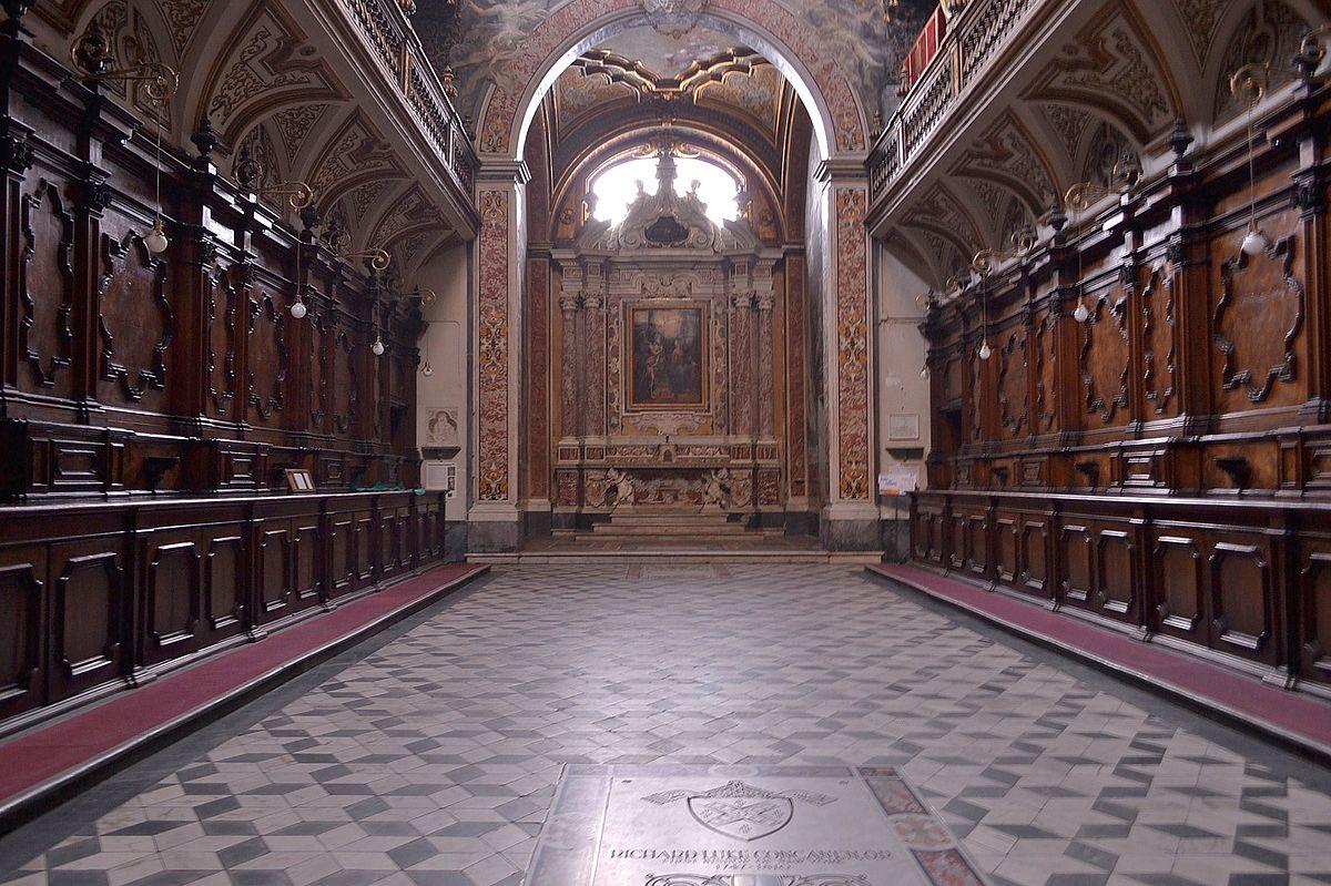 Sacrestia di San Domenico Maggiore  Wikipedia