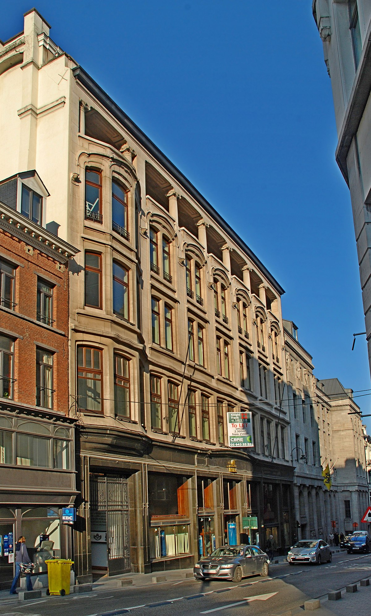 Anciens magasins Wolfers frres  Wikipdia
