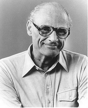 Arthur Miller, American playwright