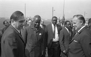 Kenneth Kaunda, 1970