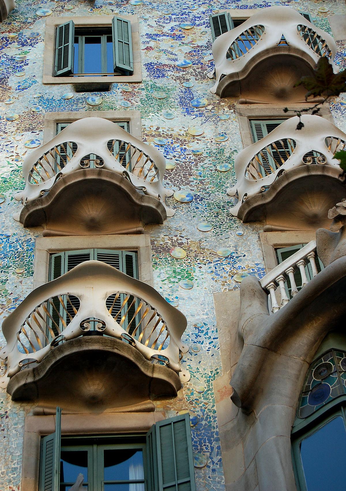 Casa Batllo Wikipedia Espanol