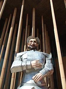 Comparsa de gigantes y cabezudos Zaragoza  Wikipedia
