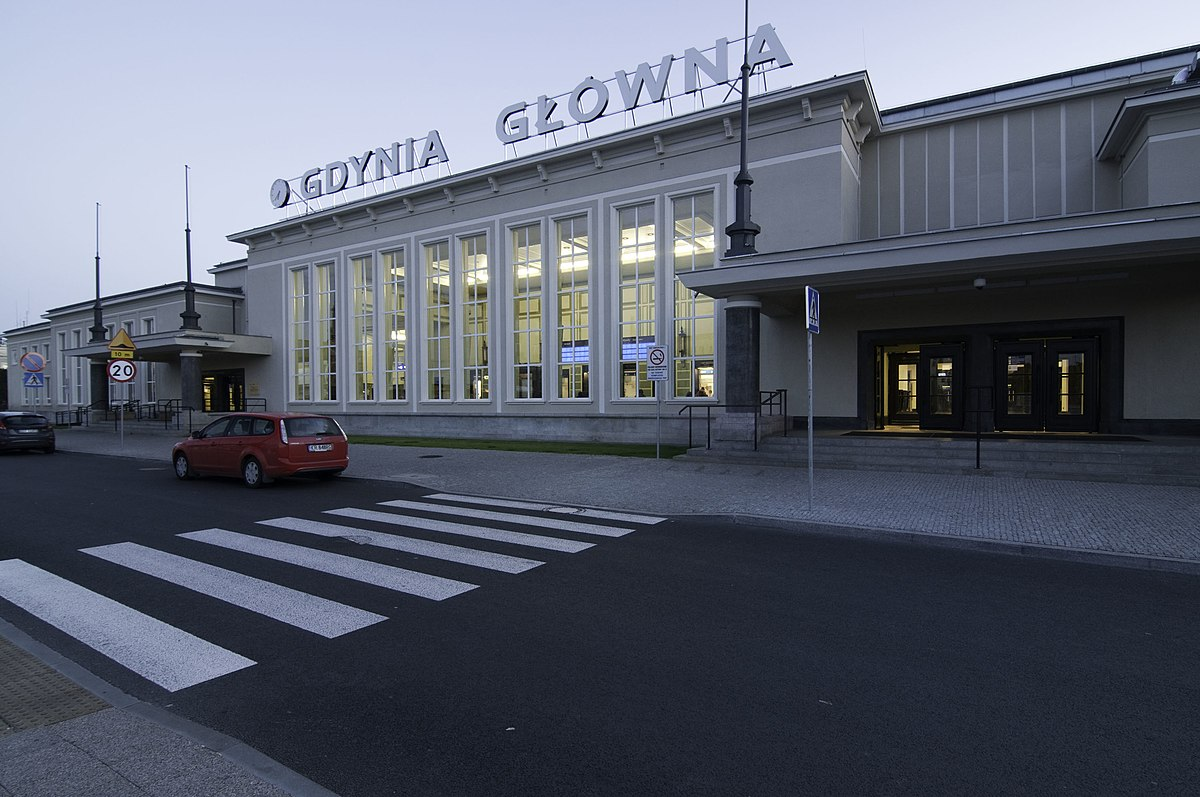 Gdynia  Travel guide at Wikivoyage