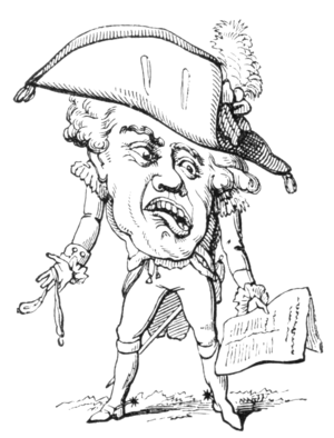 English Caricaturists and Graphic Humourists of the