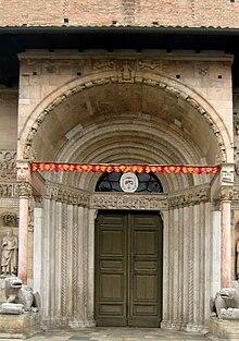 Decorazioni scultoree del duomo di Fidenza  Wikipedia