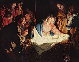 Gerard van Honthorst Adoration of the Shepherd...
