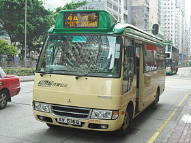 香港島專線小巴4A線 - 維基百科,自由的百科全書