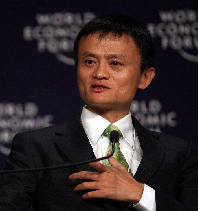 Jack Ma 2008
