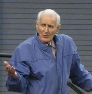 Dr. Jack Kevorkian's cropped image