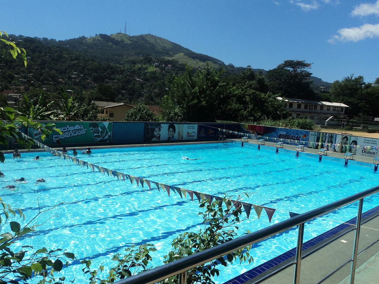 FileKingswood College Kandy Sri Lanka  swimming pool 1