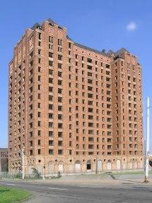 Lee Plaza Hotel Detroit