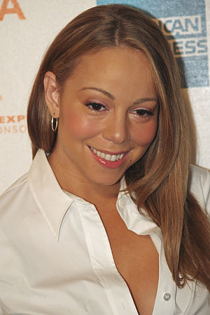 Mariah Carey at the premiere of Tennessee at t...