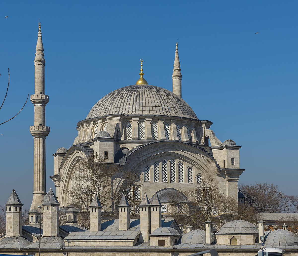Nuruosmaniye Mosque  Wikipedia
