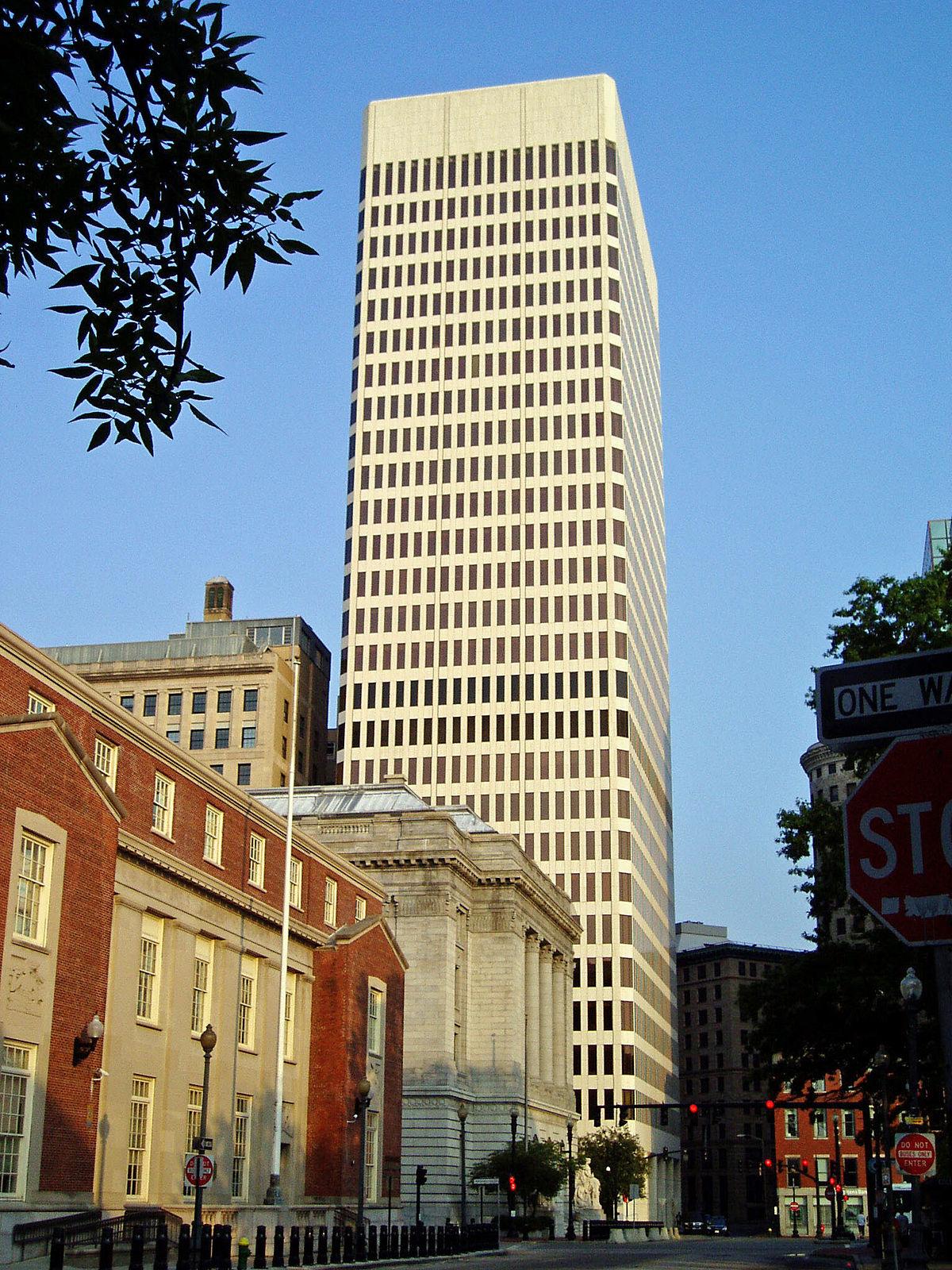 One Financial Plaza Providence  Wikipedia