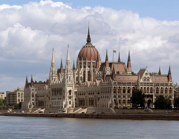 Parliament Building (Budapest, Hungary)