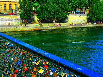 Français : Pont des Arts