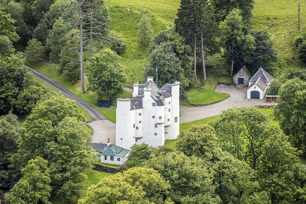 Edinample Castle  Wikipedia