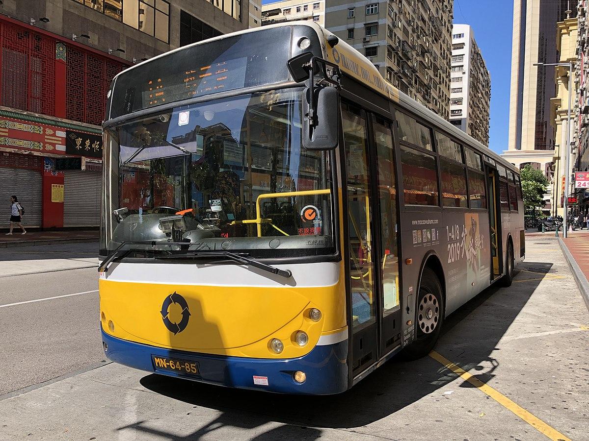 澳門巴士1A路線 - 維基百科,自由的百科全書