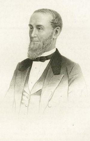 Alexander Turney Stewart (1803-1876)