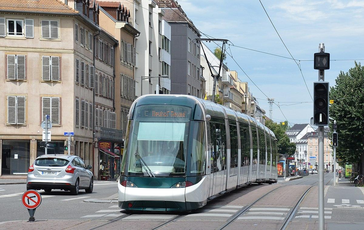 Ligne C du tramway de Strasbourg  Wikipdia
