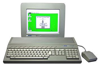 1985: Atari ST.