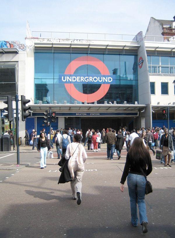 Brixton Tube Station - Wikipedia