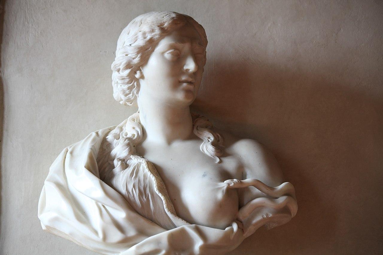 File Busto Di Cleopatra Di Giuseppe Piamontini 1690 1
