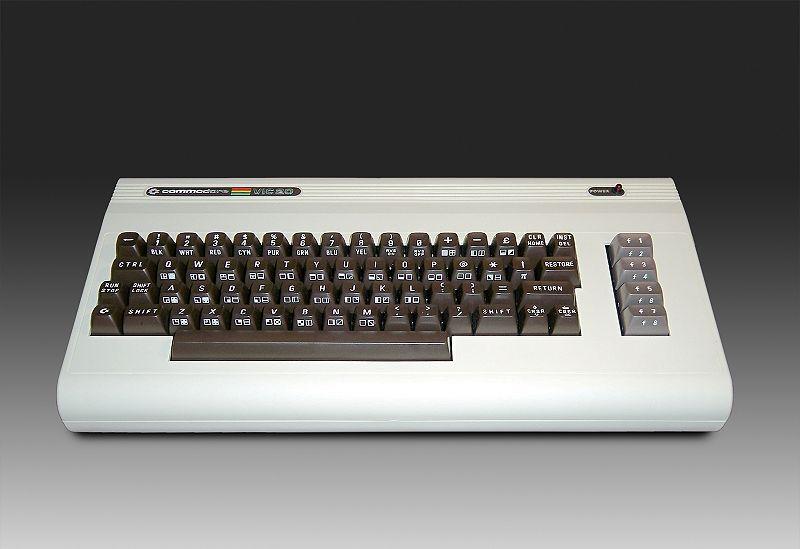 Commodore Vic