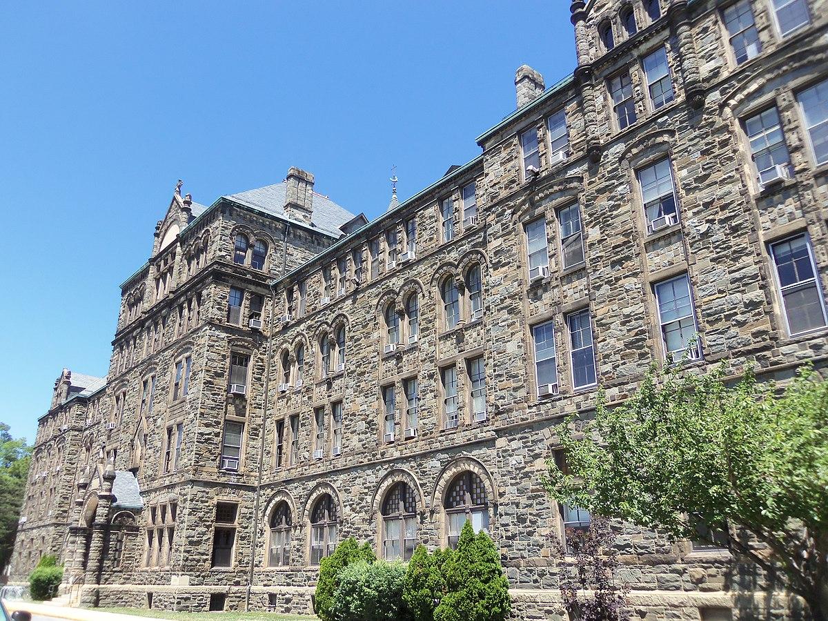 Caldwell Hall Catholic University of America  Wikipedia