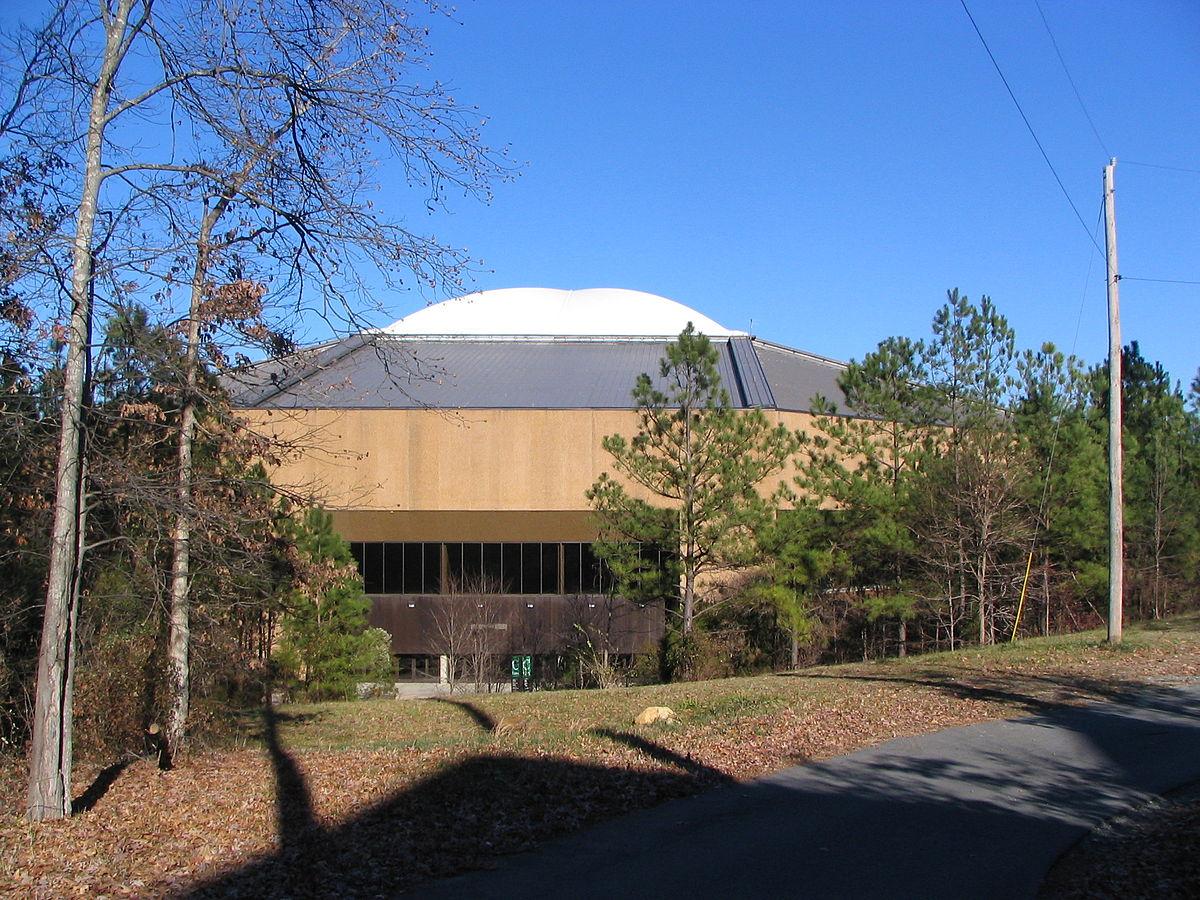 Tar Center Court Logo Basketball Heels