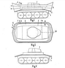 DD tank