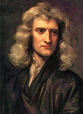 Sir Isaac Newton at 46