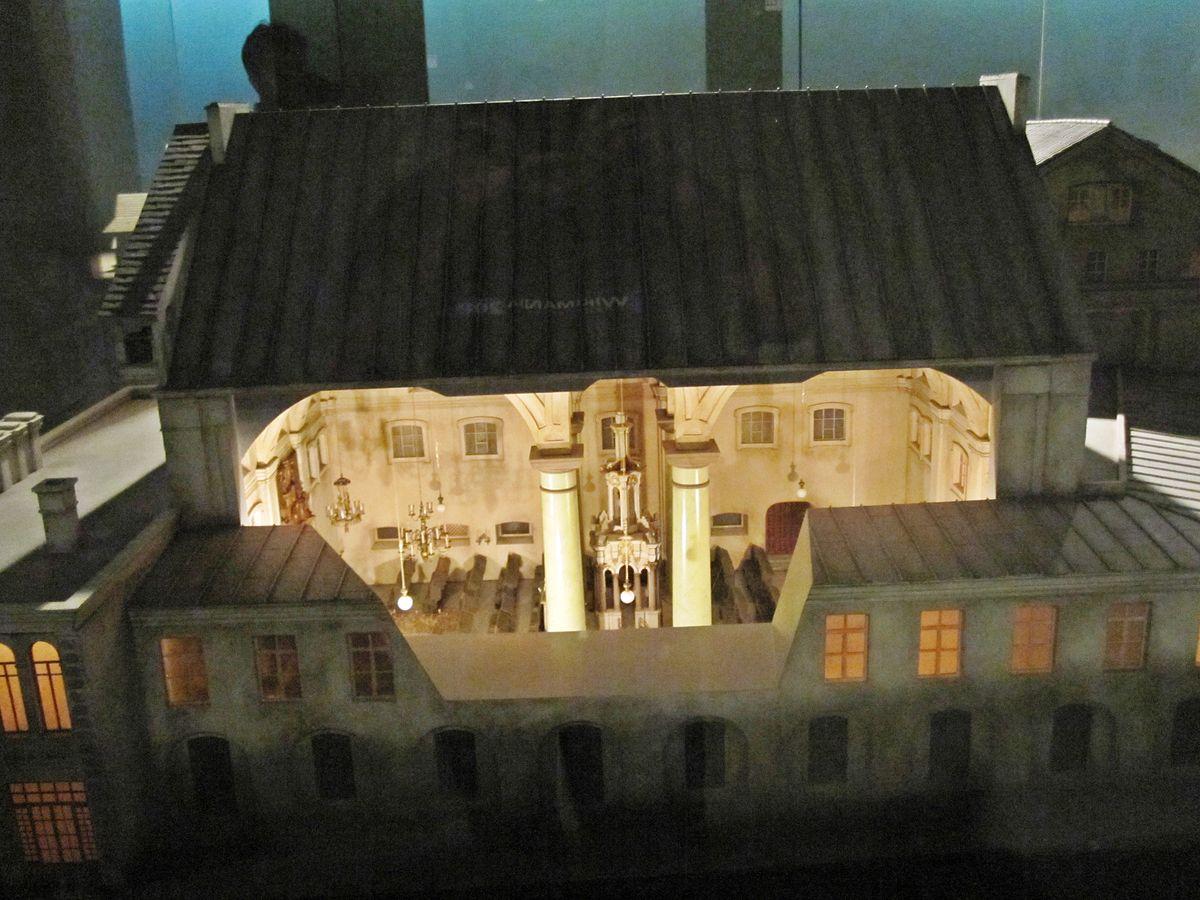 Great Synagogue of Vilna  Wikipedia