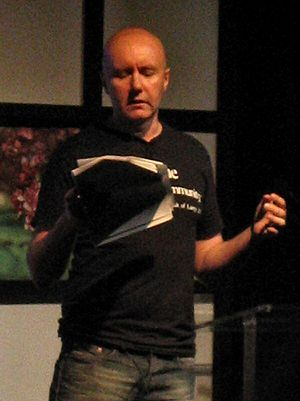 Irvine Welsh. Date: 19th August 2004 20:43 Cam...