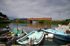 JR Kyushu Omura Line